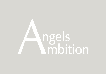 Angels Ambition Logo weiß